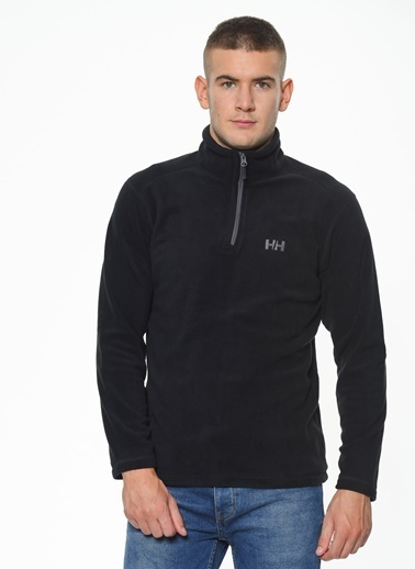 Helly Hansen Polar Sweatshirt Siyah